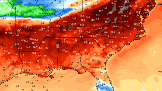 Bill Murray: Showers start to show up, but warmth continues for Alabama