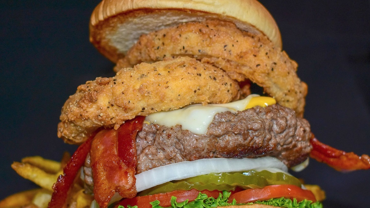 Big Bopper Burger one of 100 Dishes to Eat in Alabama