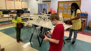Boeing grant prepares Decatur students for in-demand STEM careers