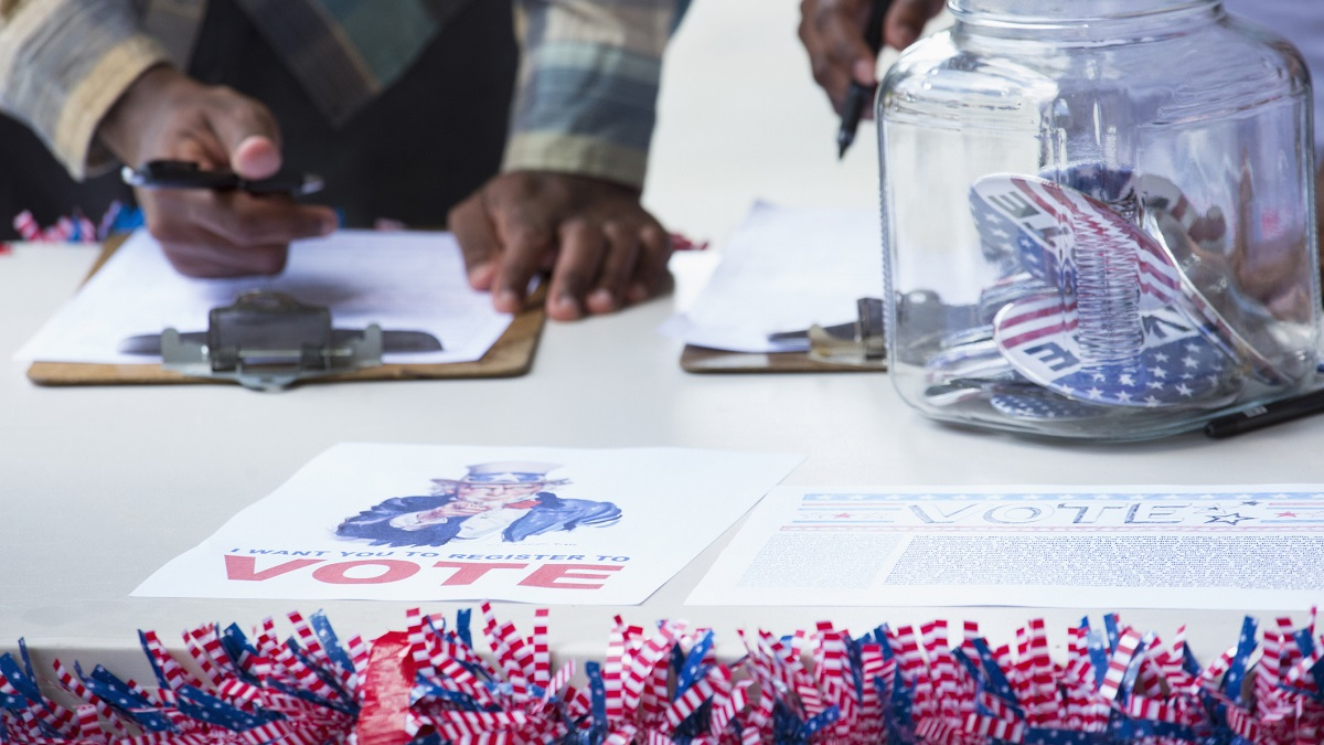Oct. 19 the last day to register to vote for Nov. 3 election in Alabama
