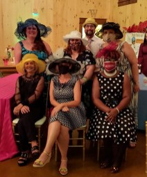 The Family Success Center held a Derby Fundraiser Party. (contributed)