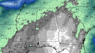 James Spann: Lower humidity in Alabama today as dry pattern continues