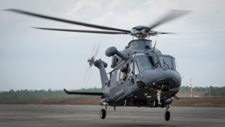 Maxwell Air Force Base preferred location for new helicopter training unit
