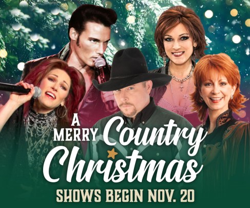 Have a Merry Country Christmas at OWA in Foley. (contributed)