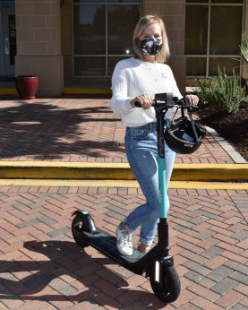 Gotcha will have scooters and bikes as part of its bikeshare program in Birmingham in 2021. (contributed)
