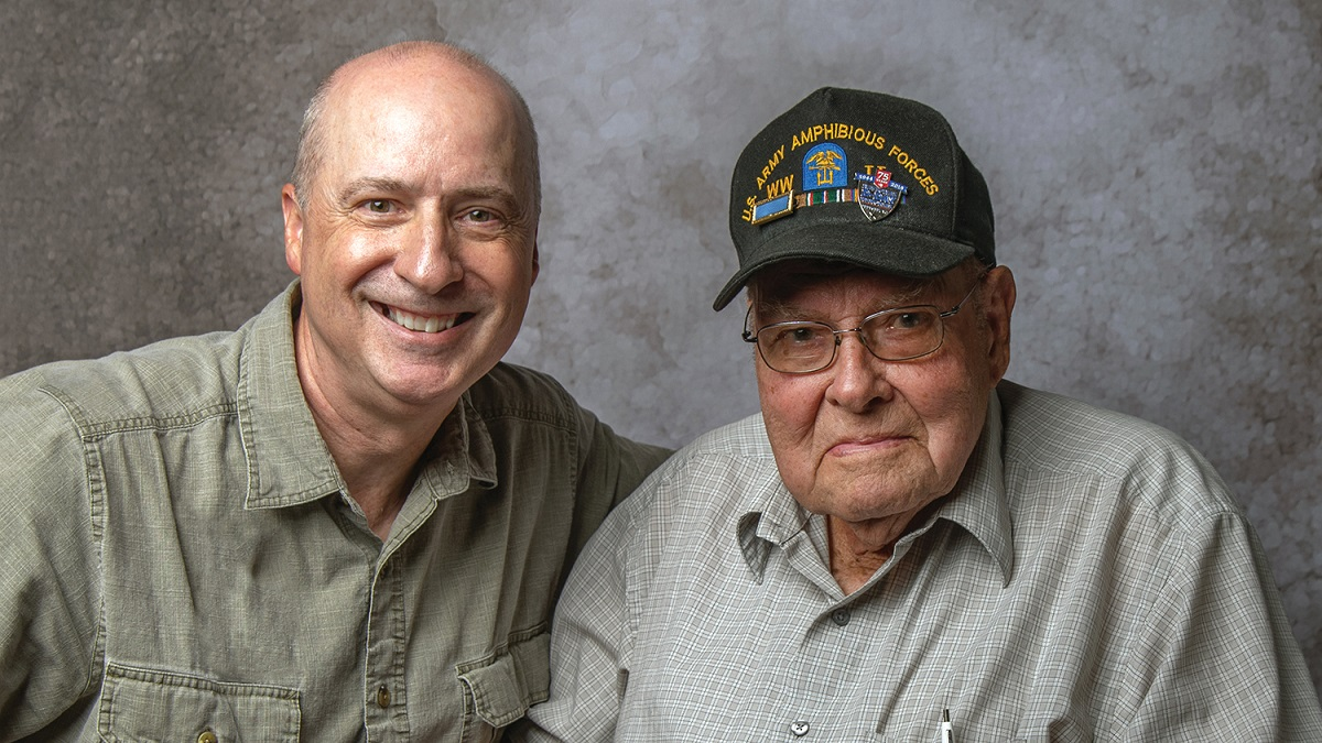 Portraits of Honor: Alabama World War II veterans