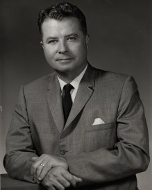A portrait of James Martin during his days as one of the early campaigners in the Alabama Republican Party. (contributed)