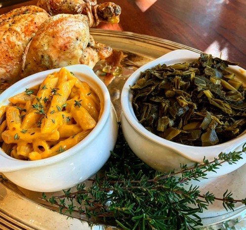 The sides at Arlington House are home-cooked Southern favorites. (contributed)