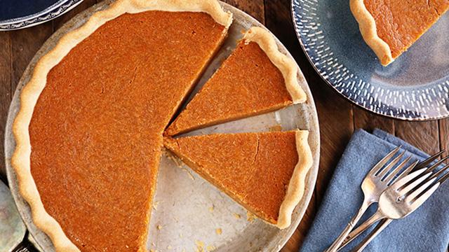 Recipe: Classic Sweet Potato Pie