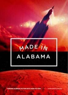 """A series of ads is part of the Made in Alabama from the Alabama Department of Commerce """"Next"""" campaign.  (contributed)"""