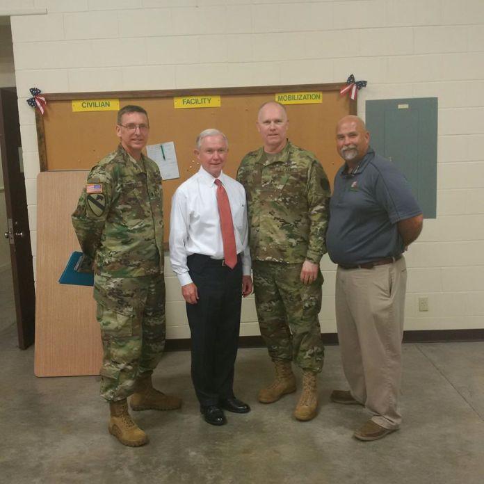 Senato Sessions_army reserve Gordo