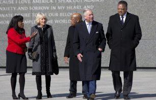 Terri Sewell MLK Memorial tour