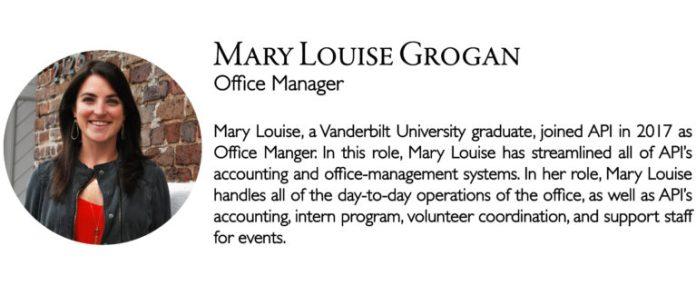 Mary Louise Grogan