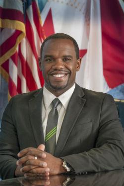 Councilor Johnathan Austin