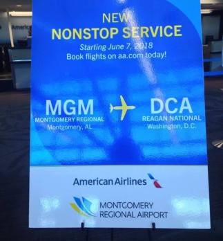 MGM to DCA