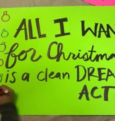 Dream Act Christmas
