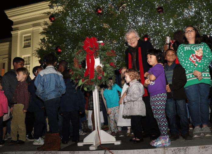 Kay Ivey Christmas 2017