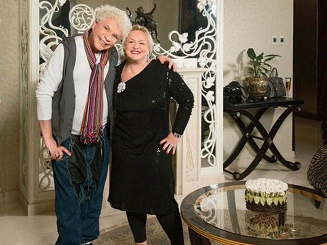 Boris Moiseyev actor  Who is the wife of the shocking singer