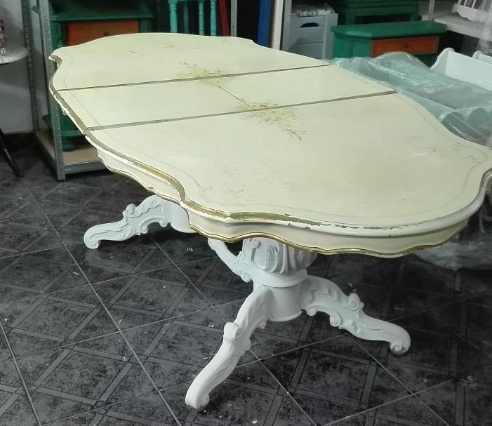 Blat stołu neorenesansowego
