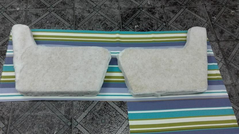 Jak wymierzyć materiał do zmiany tapicerki?
