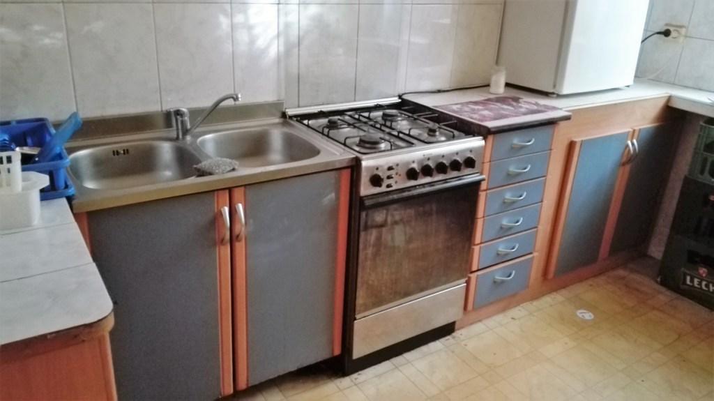 Kuchnia do remontu