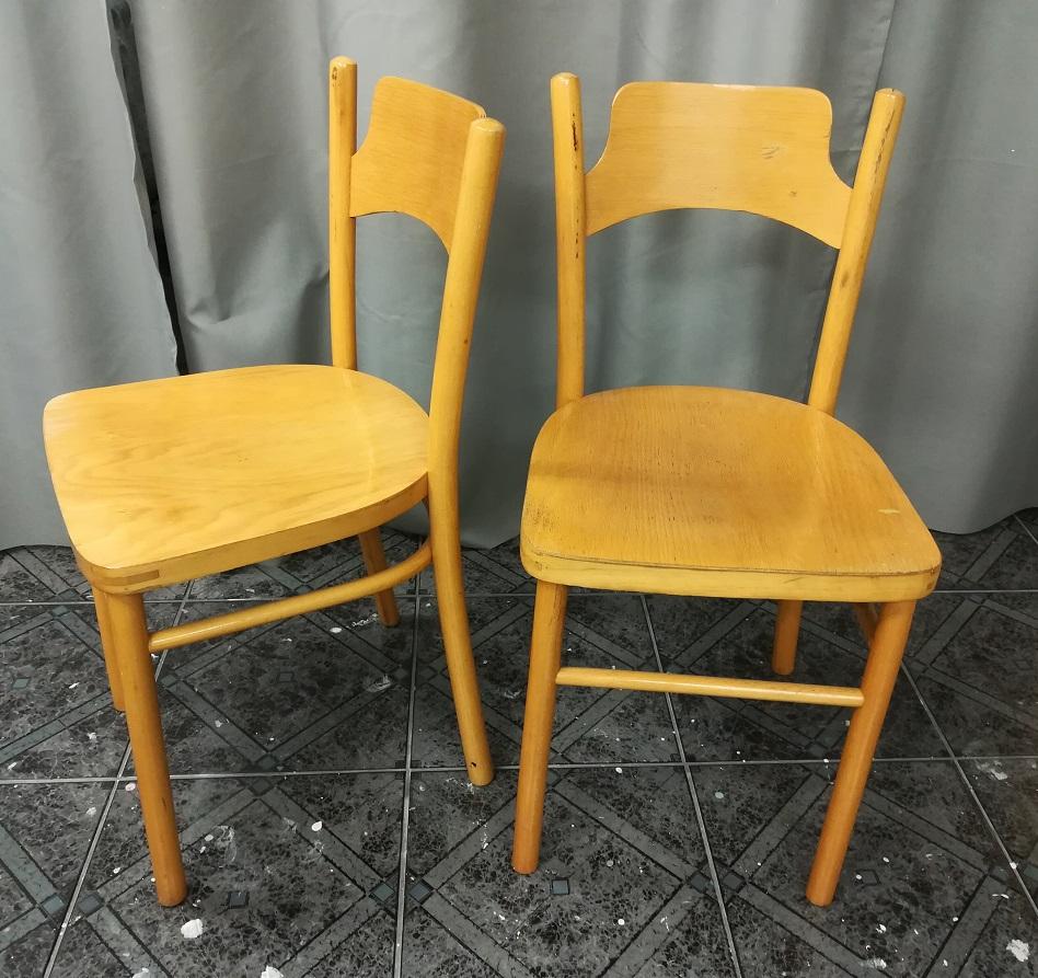 Malowanie krzeseł drewnianych