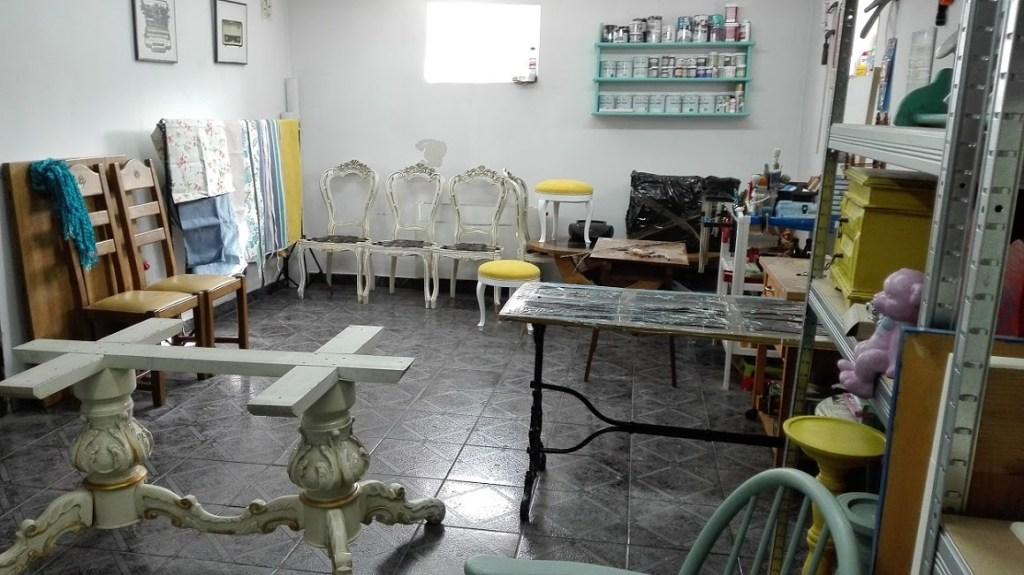 Renowacja stołu - pracownia Alabarbara