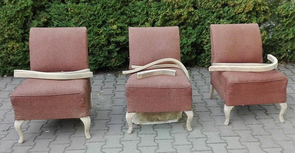 Renowacja foteli