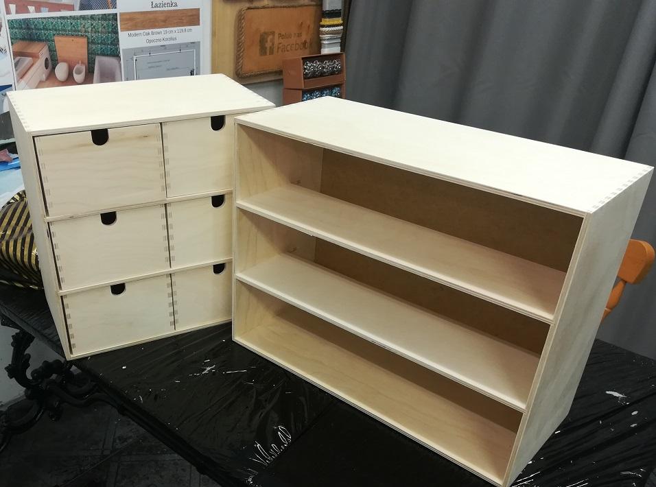 Jak pomalować szufladki MOPPE z IKEA?