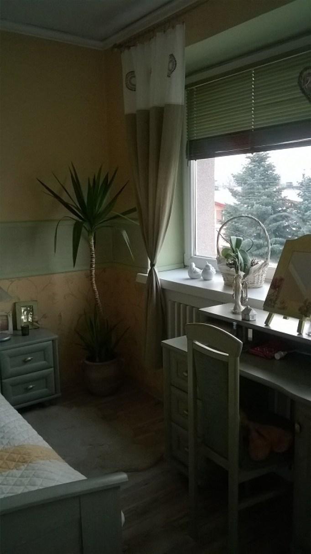 Meble z sypialni przed malowaniem
