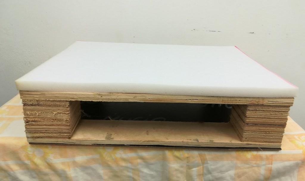 Jak zrobić siedzisko na kółkach?