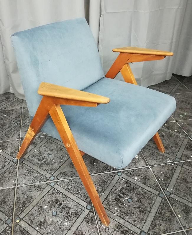 Jak odnowić fotel typu BUNNY