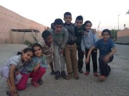 Niños Berber