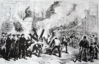 Paris destruye la guillotina