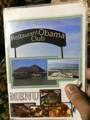 Obama bar
