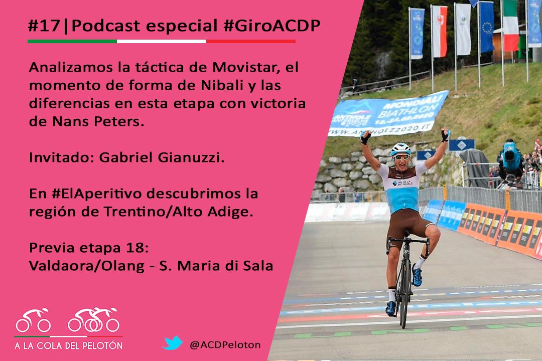 ciclismo giro italia podcast