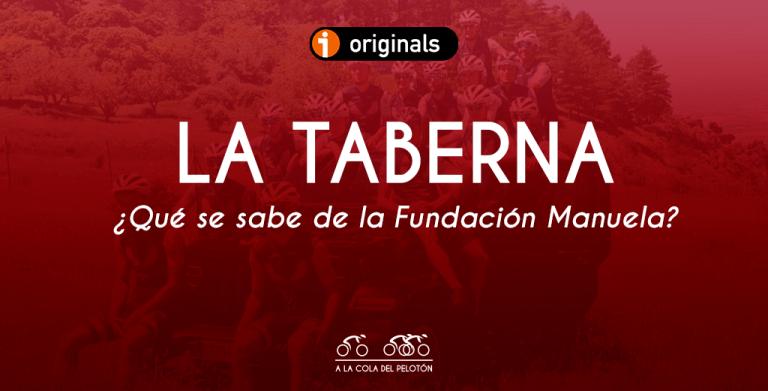 ciclismo podcast a la cola del peloton fundacion manuela