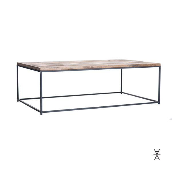 Metal Wood Industrial Coffee Table Rentals Furniture Rentals Wisconsin A La Crate Rentals A La Made Goods Made In Wisconsin Rustic Wedding Rentals Wi