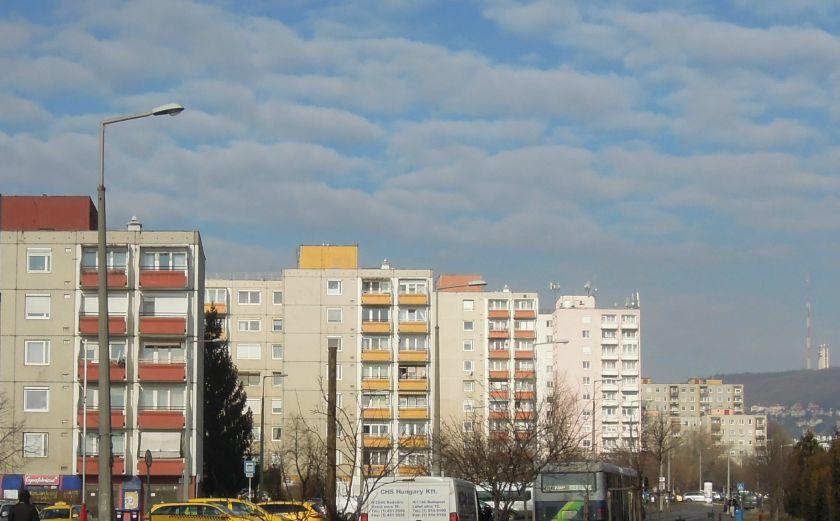 Magasak az árak a lakás árverésen