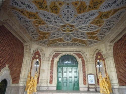 Közép-európai építészeti hálózatok kiállítás Iparművészeti Múzeumban