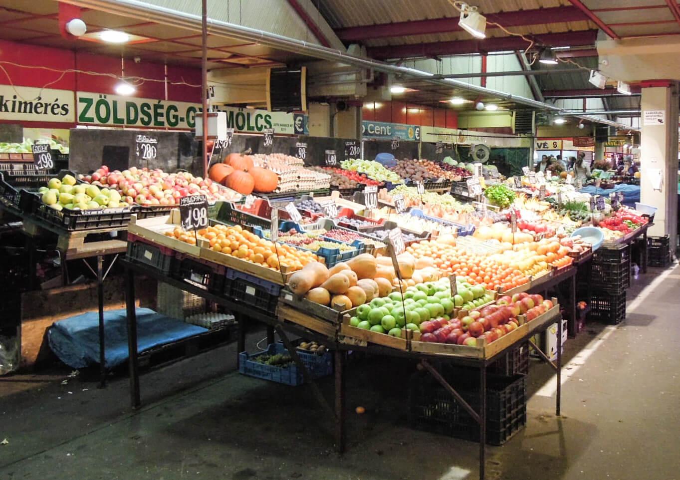 Budapest III Óbuda piac vásárcsarnok Kórház u