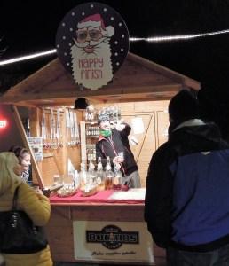 XII. kerület karácsonyi vásár