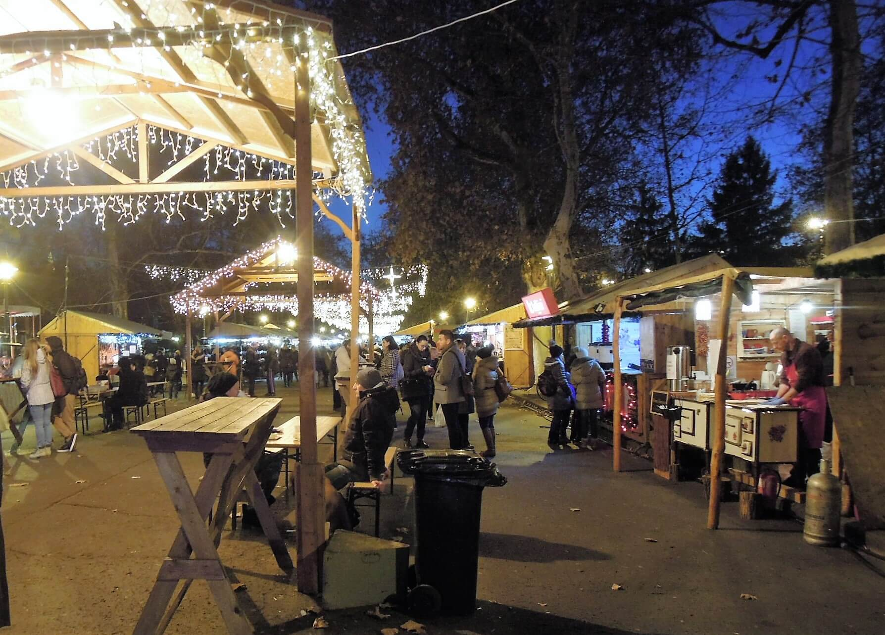 Szeged karácsonyi vásár