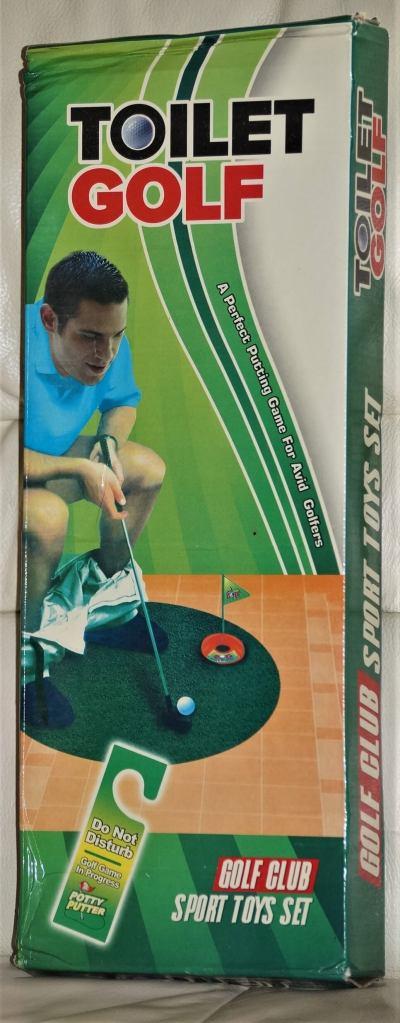wc golf szett 3990ft akció