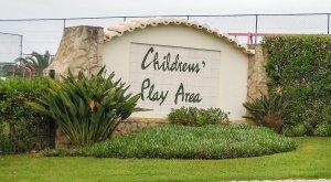 Boavista Golf Klub Portugália Algarve Lagos, gyerek játszótér