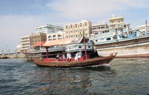 Dubai Creek hajó