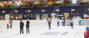 Dubai gyerek program korcsolya