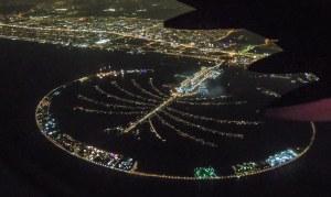 Dubai látnivaló pálma sziget