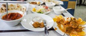 olcsó finom étkezés Dubai vacsora