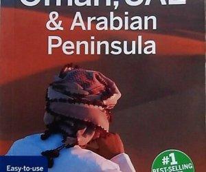 Dubai Abu Dhabi Omán Arab Félsziget Lonely Planet eladó